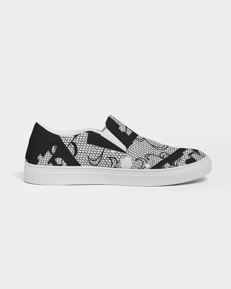Strict Men's Slip-On Canvas Shoe