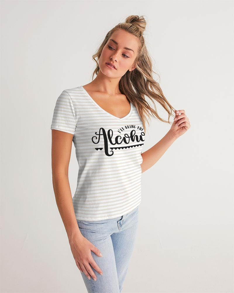 Dream It Women's V-Neck Tee