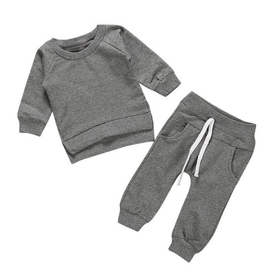 Cozy Weekend Jogger Set (Multiple Colors)