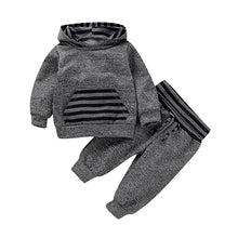 Load image into Gallery viewer, Charcoal Sweatsuit
