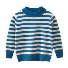 Load image into Gallery viewer, Sailor Stripe Sweater (Multiple Colors)