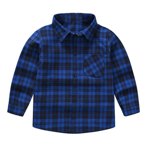 Winter Flannel (Multiple Colors)