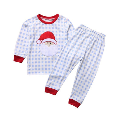 Ho Ho Ho Pajamas (Multiple Colors/Patterns)