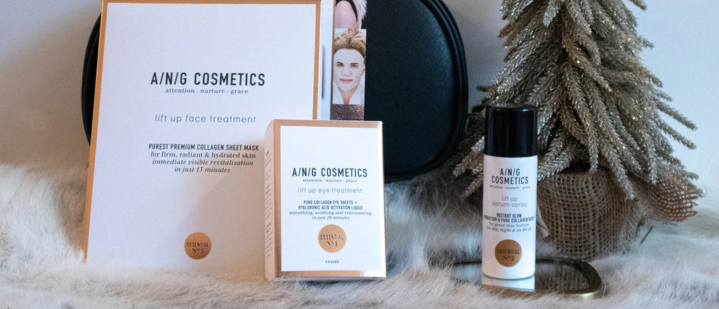 A/N/G Cosmetics Sparkling Collagen Gift Collection