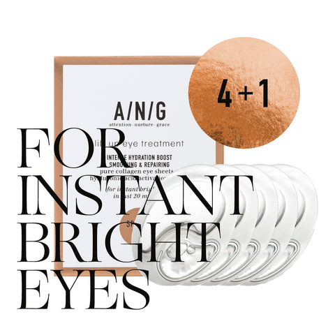A/N/G Pure Collagen Eye Treatment 5 pair