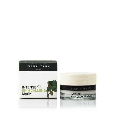 Intense Skin Calming Mask - GlowingSkin.nl