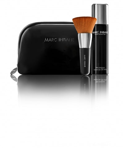 Marc Inbane Travel Set - GlowingSkin.nl