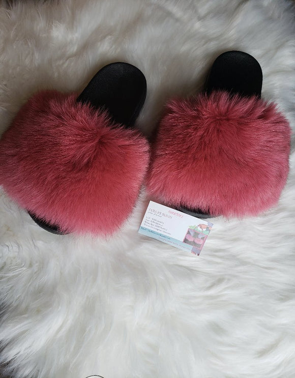 BubbleGum Pink womes slippers