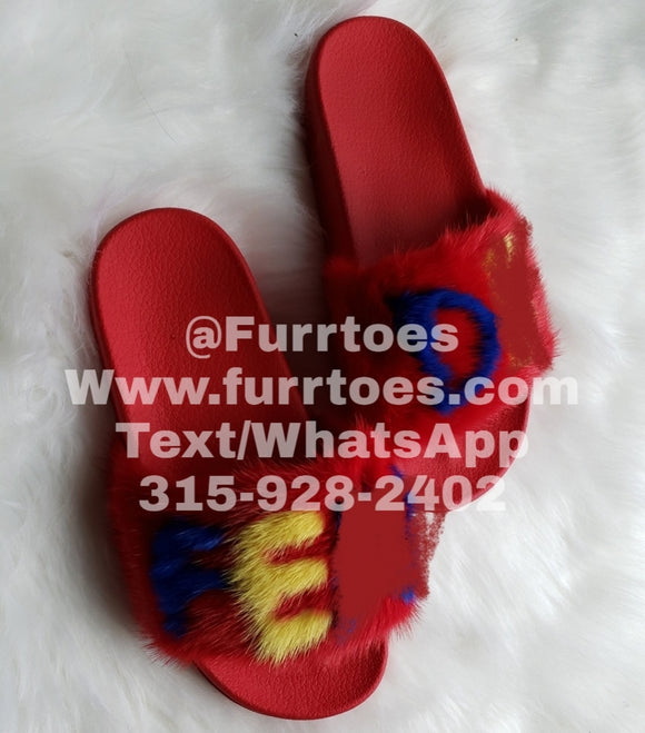 Branded Women's slippers