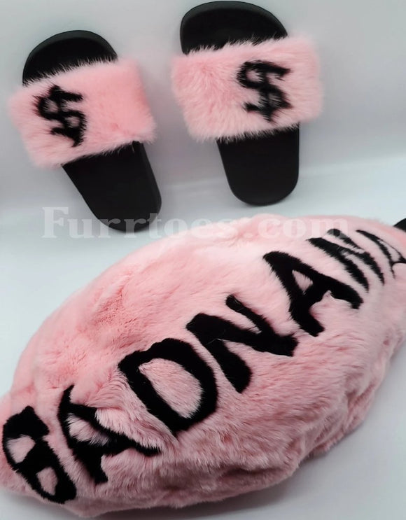 FANNY & SLIPPERS SET