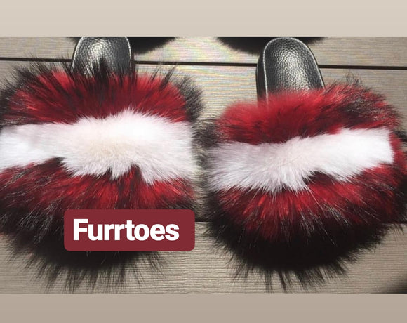 Holiday Festive Slippers