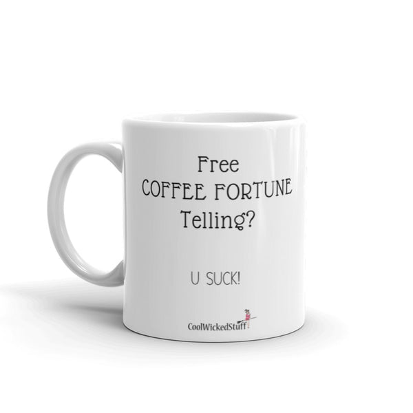 Coffee Fortune Telling Mug
