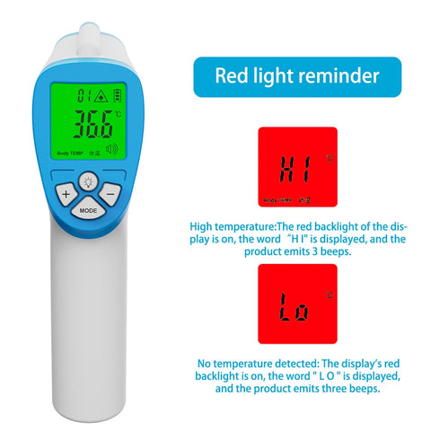 Image of Infrared Thermometer