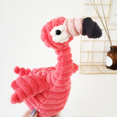 Image of Flamingo Stuffed Animal