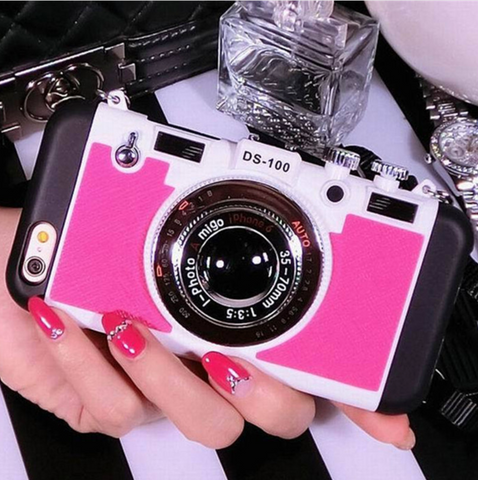 Camera IPhone Case