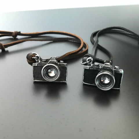 Image of Camera Necklace