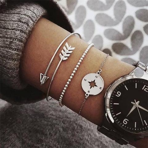 Image of Compass Bracelet