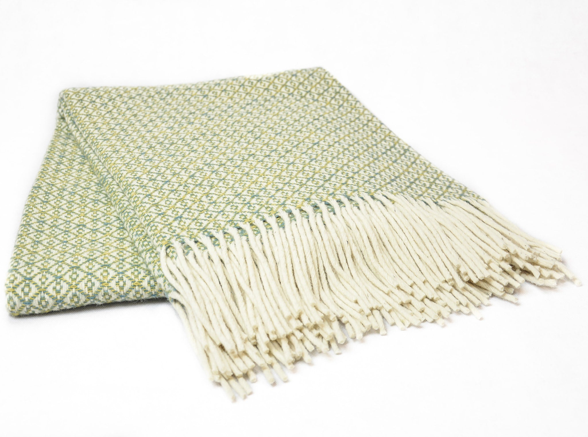 Aster Wool Throw