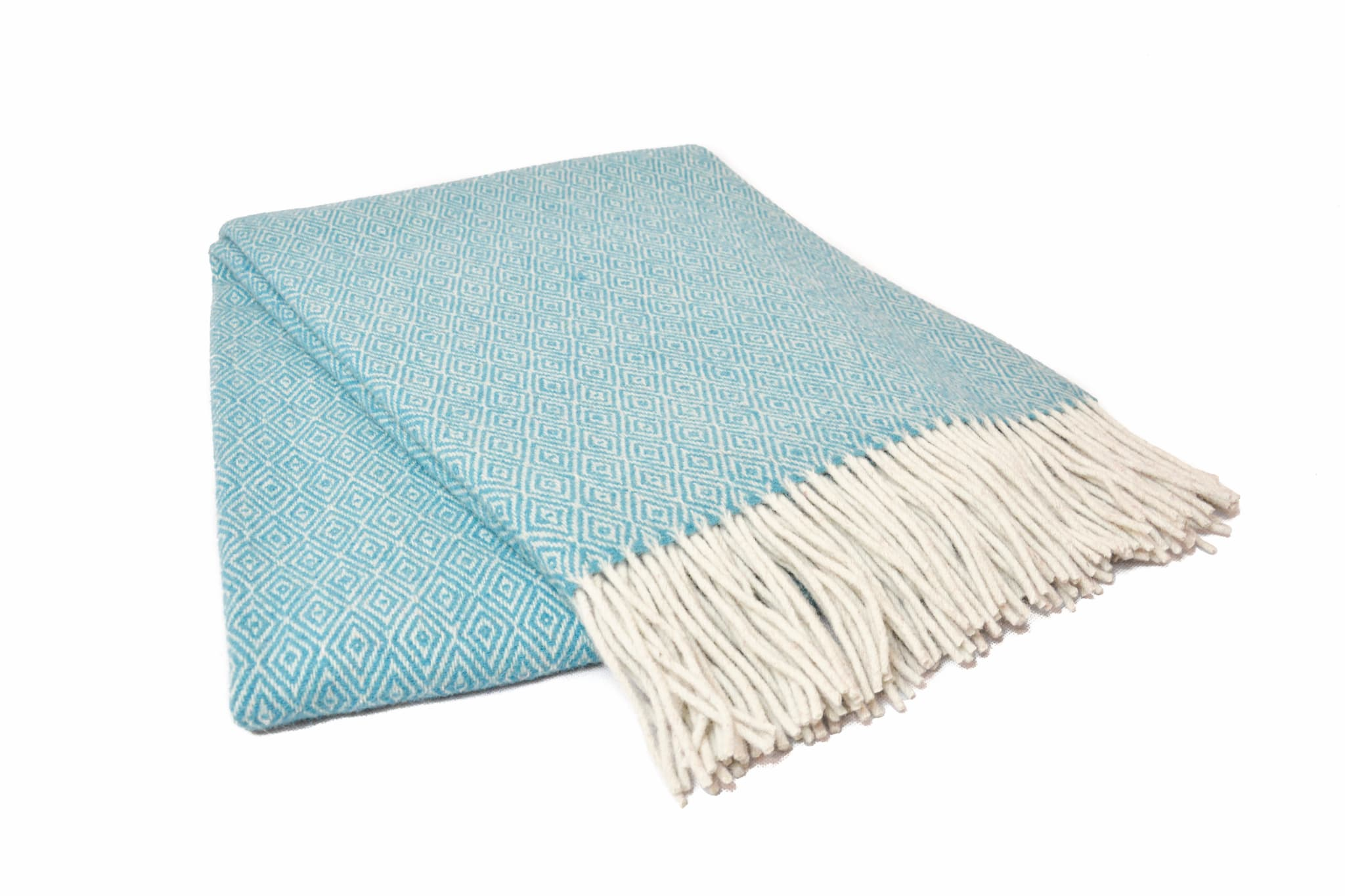 Ember Wool Throw