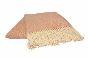Peak Wool Throw