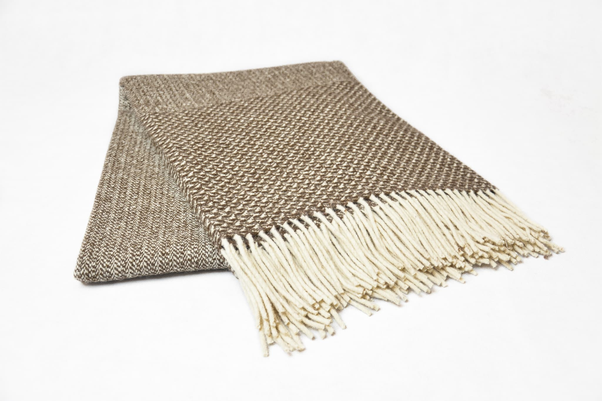 Sky Lark Wool Throw