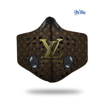 Louis vuitton N95 Filter Sports Face Mask
