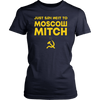 Just say neit to moscow mitch shirt