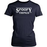 Spoopy Things Stranger T-Shirt