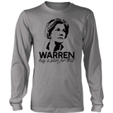 Warren Has A Plan For That T-Shirts