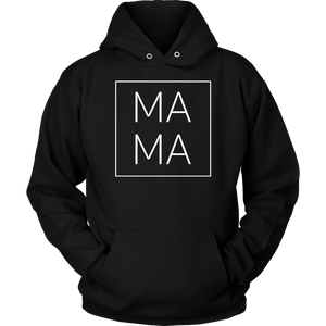 Mother's Day Mama Square T-Shirt