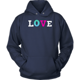 LOVE SHIRT SAVANNAH GUTHRIE