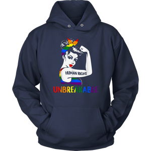 Human Right Gay Les Pride Rainbow t shirts
