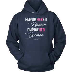 Buy Womens Empowered Women Motivational empowHER T-Shirt – Standard T-shirt