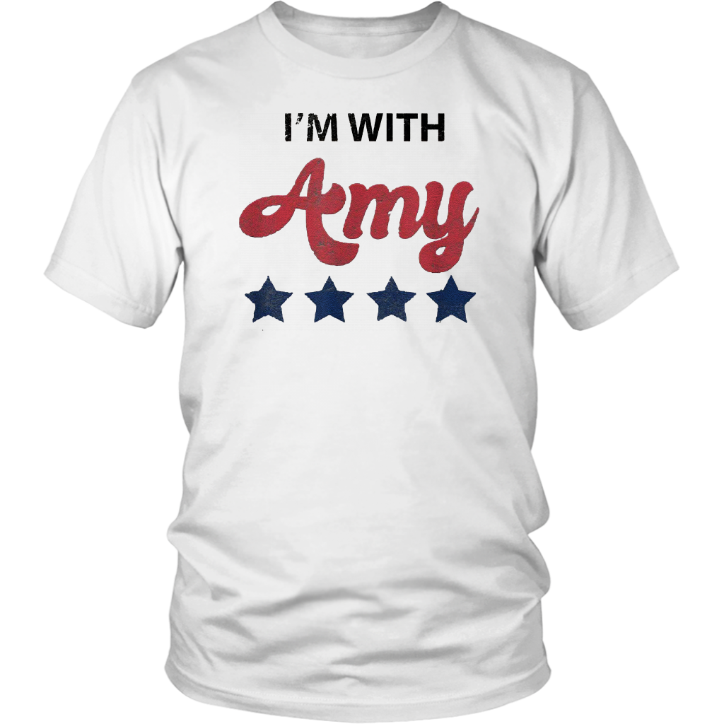 Amy Klobuchar t shirt Amy for President 2020 Campaign Gift