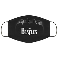 The beatles Face Mask us