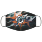 Miami Dolphins Face Mask us