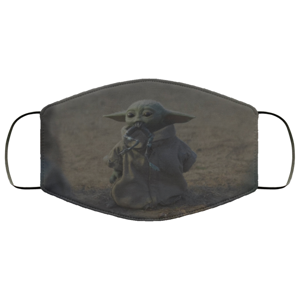 The Mandalorian, Baby Yoda Face Mask