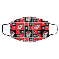 Georgia Bulldogs Cloth Face Mask