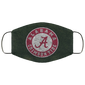 Alabama Crimson Tide US Cloth Face Mask