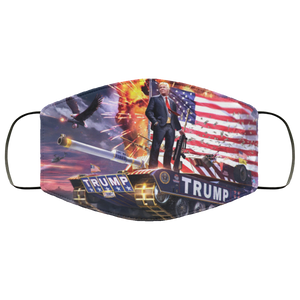 Trump 2020 Face Mask
