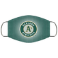 Oakland Athletics Face Mask Filter