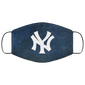 New York Yankees Face Mask Filter