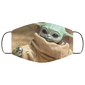 Hot Toys Released a Life Baby Yoda Face Mask