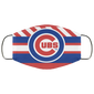 Chicago Cubs Face Mask