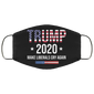USA Trump 2020 Make Liberals Cry Again Face Mask