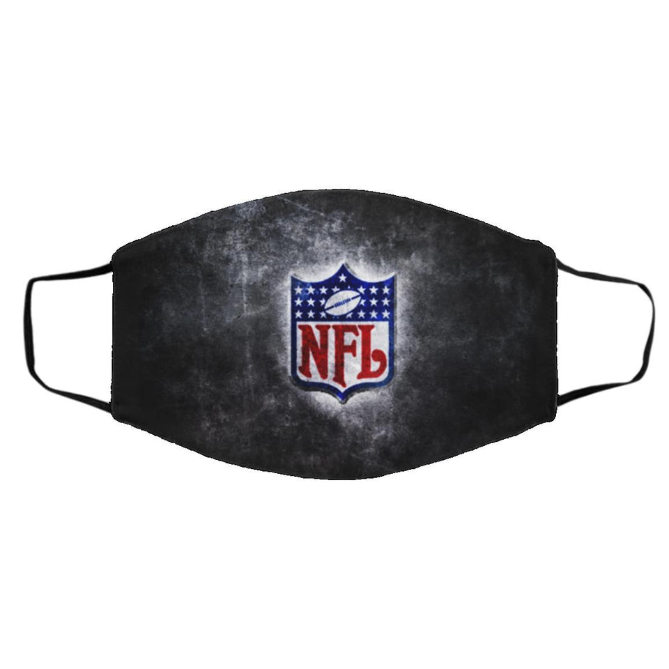 NFL Face Mask - nfl logo Cloth Face Mask