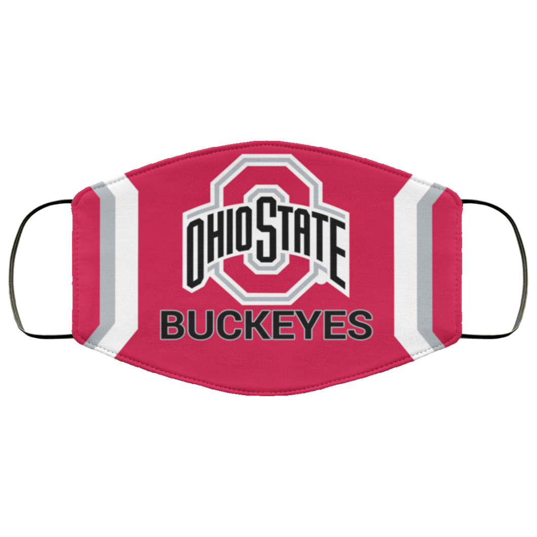 Ohio State Buckeyes Face Mask
