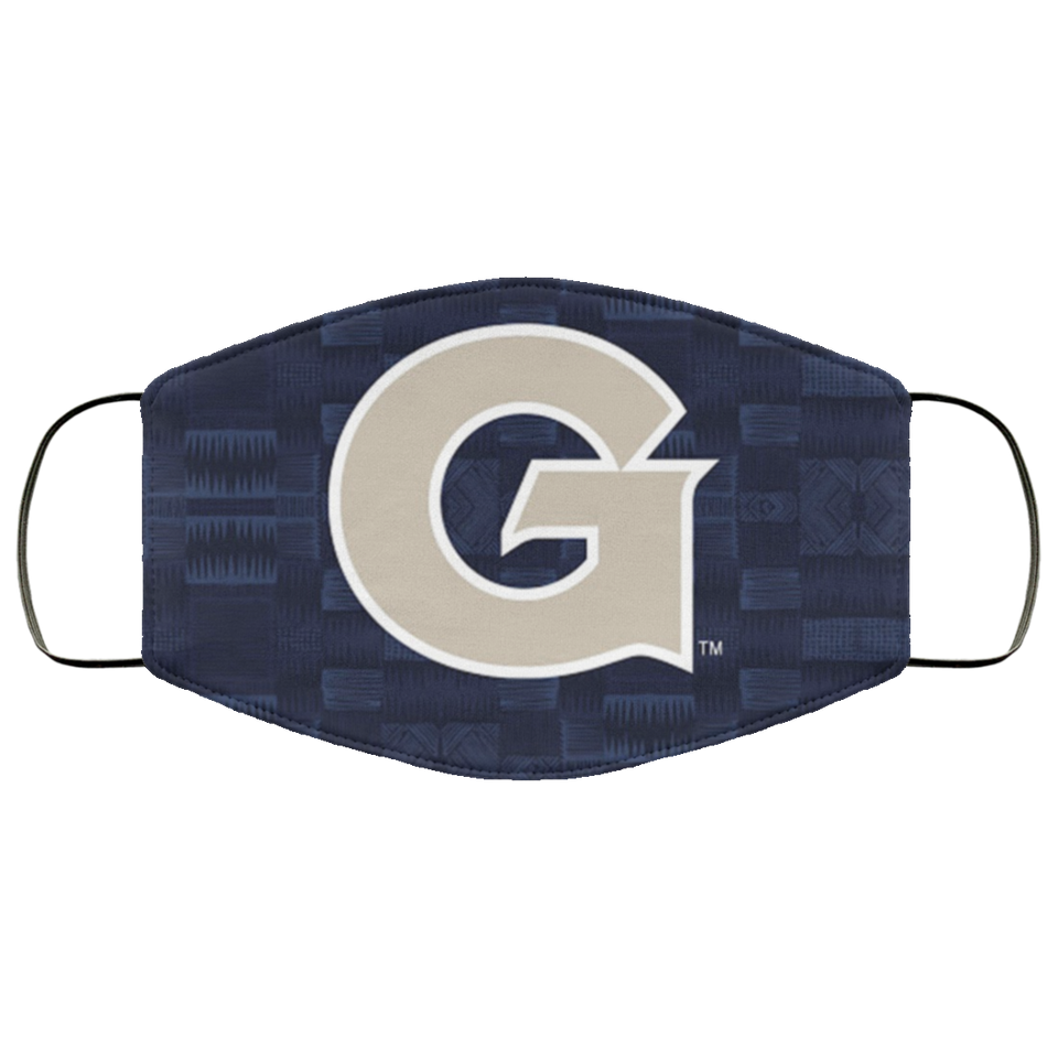 Georgetown University Athletics Face Mask