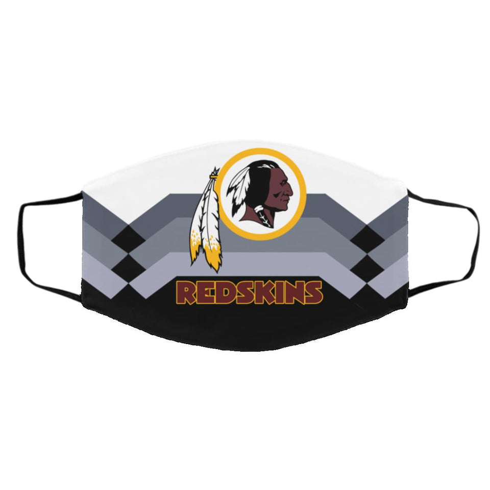Washington Redskins Face Masks Designs