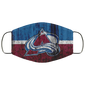 Colorado Avalanche Face Mask Filter